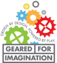 Geared for Imagination - Woodours Playmat