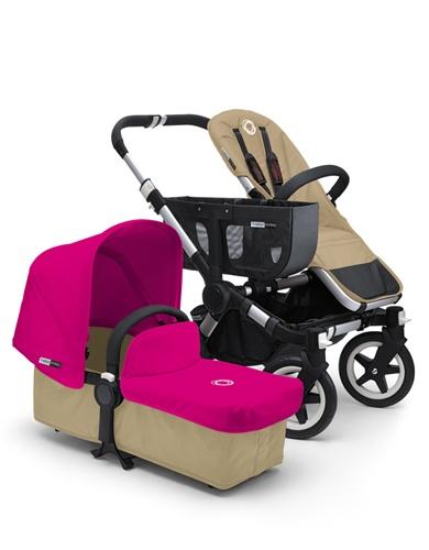 Bugaboo Donkey Stroller - MONO